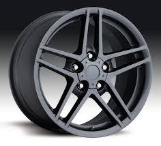 corvette zo6 rims c6 z06 reproduction wheels competition grey