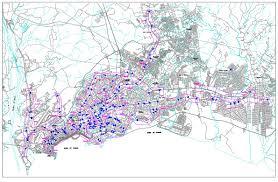 Panama City Map Transit And Transportation Athority Of Panama Attt Panama City
