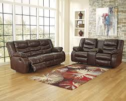 Leather Sofas Recliners Furniture Ashley Durablend Ashley Durablend Recliner Faux
