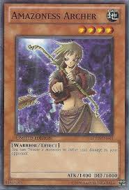 amazon yugioh black friday yugioh amazoness archer google search yu gi oh warrior card
