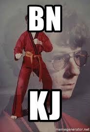 Meme Karate Kyle - bn kj ptsd karate kyle meme generator