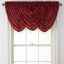 Solid Color Valances For Windows Window Valances U0026 Window Toppers Jcpenney