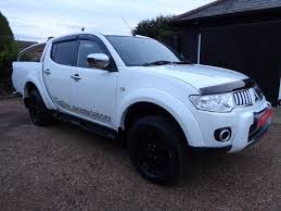mitsubishi pickup trucks used cars for sale in gillingham j walker cars ltd