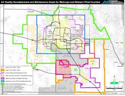 Apache Junction Az Map Air Quality