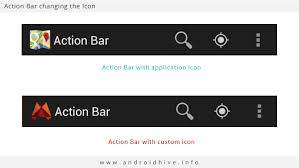 tutorial android menu bar android working with action bar tutorial