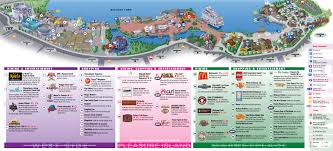 Orlando Area Map Florida by Downtown Disney Map For Downtown Disney Orlando