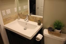 ikea vanity set wall mount faucet white glossy fibre glass bathtub