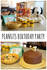 thanksgiving party themes fun food ideas for a peanuts birthday party fun food food ideas