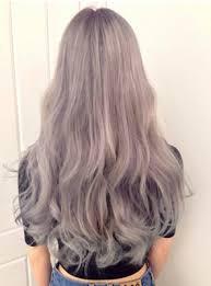 hoghtlighting hair with gray hair colour hair style color long hair salon hairstyle hair color