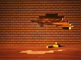 Modern Brick Wall by Interior Designsdecorative Fake Brick Walls Design For Modern Home