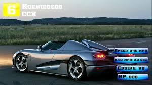 koenigsegg ultimate aero top 10 fastest cars in the world exploredia