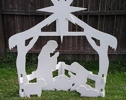 outdoor nativity outdoor nativity etsy