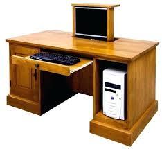 bureau informatique 120 cm bureau informatique en bois voir tous les produits bureau