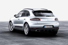 porsche macan base 2017 porsche macan base suv review ratings edmunds