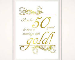 50th wedding anniversary gift ideas for parents 50th anniversary print 50th anniversary gifts for parents