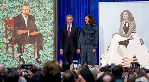 Meme Michelle Obama - barack obama s presidential portrait starts a meme war and it has