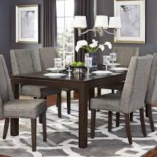 dining room wingback dining chair with wingback dining room