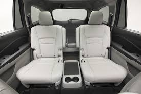 2nd honda cars 2016 honda pilot captain s chairs available in 2nd row cool