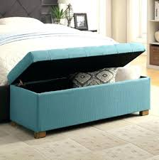 foot of bed storage ottoman turquoise storage ottoman storage ottoman bench bedroom storage