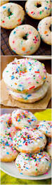Where To Buy Sprinkles In Bulk Baked Funfetti Donuts Sallys Baking Addiction
