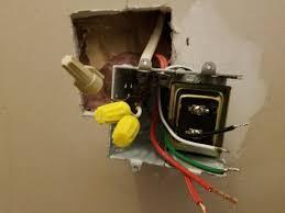 problems installing doorbell transformer doityourself com