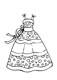 clothing coloring page printable coloring pages for all ages