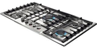 bosch benchmark ngmp655uc 36 inch gas sealed burner style cooktop