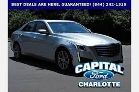 cadillac cts for sale 5000 used cadillac cts for sale in nc edmunds