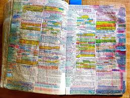 pattern physical evidence my dad s bible the physical evidence of a lifetime of faithfulness