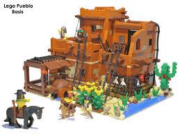 Adobe Pueblo Houses Lego Ideas Lego Pueblo