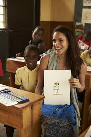 inside meghan markle u0027s empowering trip to india for women and girls