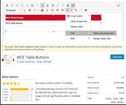 Wordpress Tables The Two Easiest Ways To Insert Tables In Wordpress Compete Themes