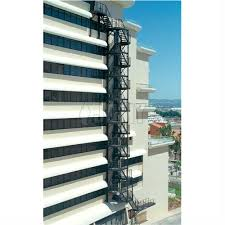 Ibc Stair Design by Jomy Egress Stairs Are The Preferred Solution For Fire Escape