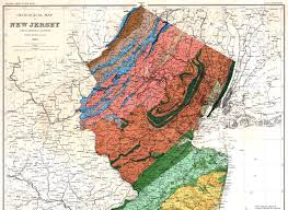 Topographical Map Of South America by New Jersey Historical Maps