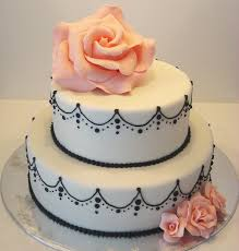 small wedding cake ideas beige and gray 89653 small two ti