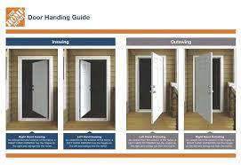 Adjustable Hinges For Exterior Doors Delightful Right Outswing Exterior Door Hoppe Adjustable