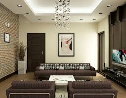 living room nice wall lights grey sectional sofa brown