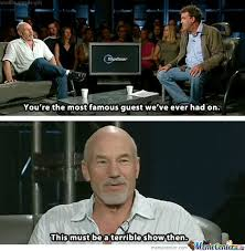 Patrick Stewart Memes - sir patrick stewart on top gear by nightbreed meme center