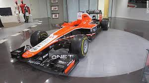 f1 cars for sale marussia formula one team to auction assets cnn com