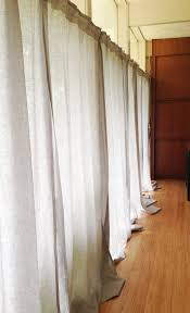 decor brown grommet curtains with dark extra long curtain rods