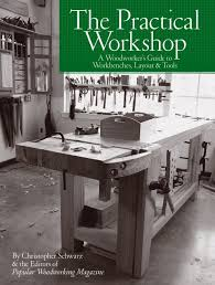 Popular Woodworking Roubo Bench Plans by Practical Workshop Book Giveaway