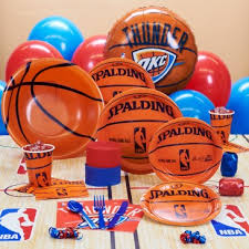basketball party supplies birthday party ideas birthday party ideas okc
