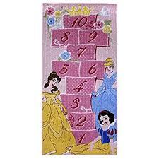 tappeto puzzle disney tapis de sol marelle disney princesses 80x160cm fr