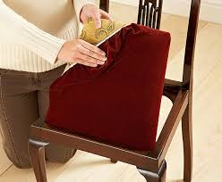 chair seat cover breathtaking how to make dining room chair cushions images best