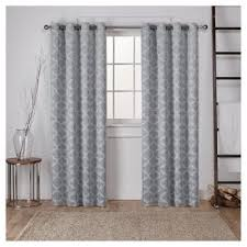 Geek Curtains 54 Inch Blackout Curtains Target