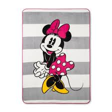 minnie mouse kids u0027 blankets u0026 throws target