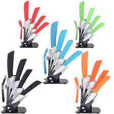 zirconia home ceramic knife set kitchen knives utensils 3