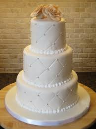 white pearl wedding cake have wedding cake designs on with hd