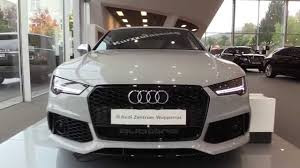 audi rs 7 sportback audi rs7 sportback 2017 in depth review interior exterior