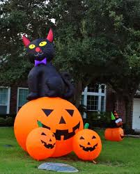 images of inflatable halloween decorations halloween inflatable